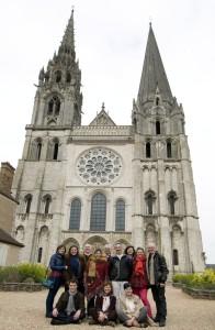 Groupe PFC a Chartres