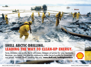 A clear picture is emerging on the corporate influences which will culminate in World War III in the Arctic.