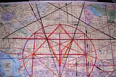 Grid Work Delivering Light To A Sacred Site Near You Prepare For - Us-ley-lines-map