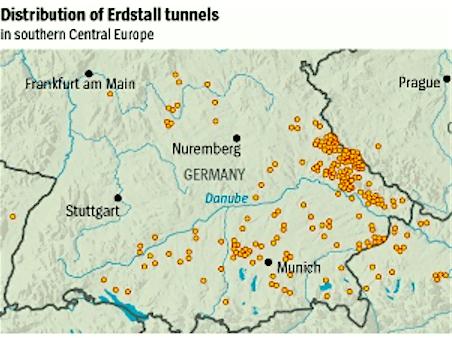 erdstalle tunnels