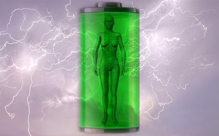 human-battery