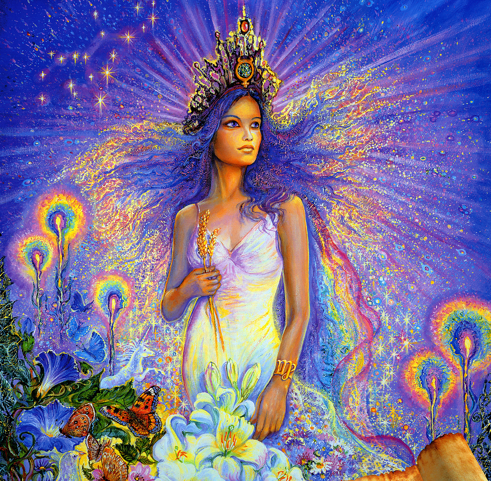 Josephine wall virgo prepare for change josephine wall virgo voltagebd