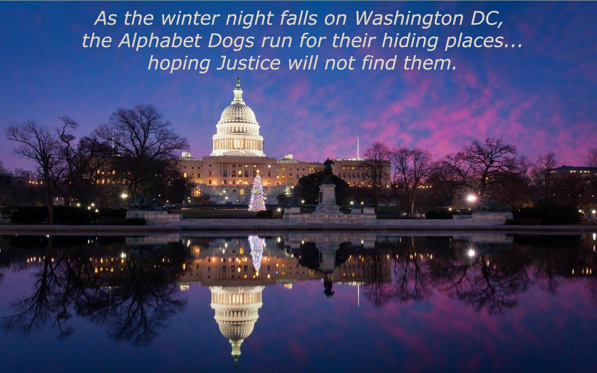 nightfalls on DC