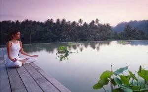 woman-meditate-lake