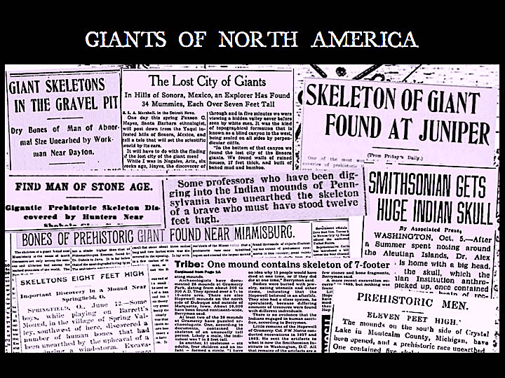 Giants on North America - Smithsonian