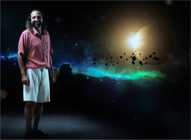 Nassim Haramein Interview From The Conscious Life Expo