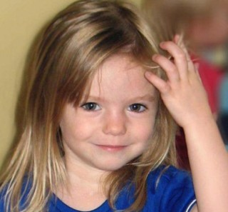Madeleine McCann – a 3-year-old who was kidnapped by pedophile networks