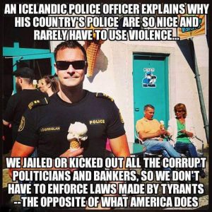 iceland police