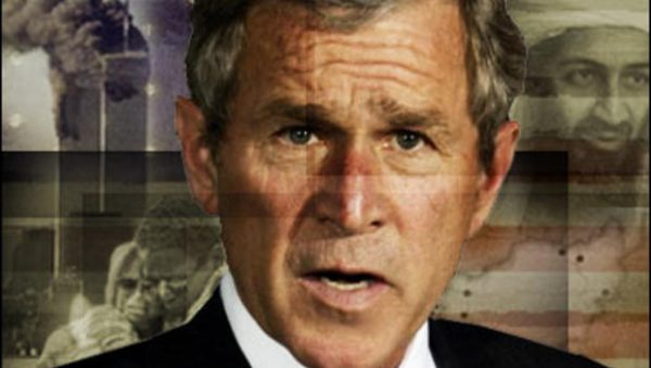 George Bush - Osama bin Laden - 911 - CIA False Flag