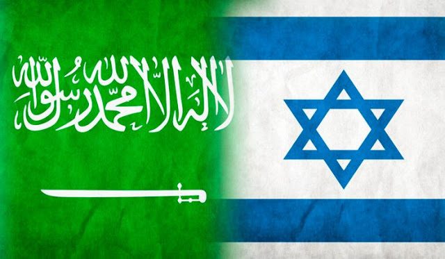 Israel and Saudi Arabia - Best Friends Forever
