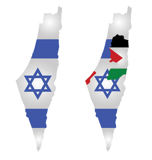 Israel and Saudi Arabia are the same on Palestine
