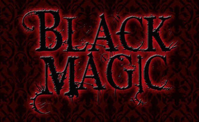 black-magic-text
