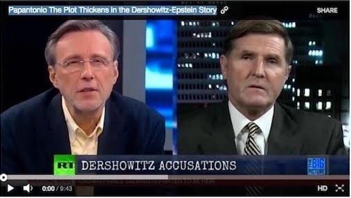 dershowitz accusations