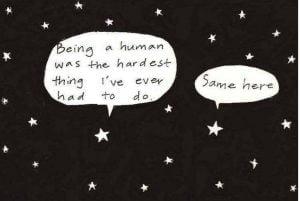 human star