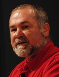 Robert David Steele, former CIA spy and U.S. Marine. As a former CIA spy who has trained over 7,500 officers from over 66 countries, Robert Steele has over 18 years experience across the U.S. Intelligence community and an additional 20 years experience in commercial intelligence and training. He is also a former Marine and he is the co-founder of the Marine Corps Intelligence Activity.