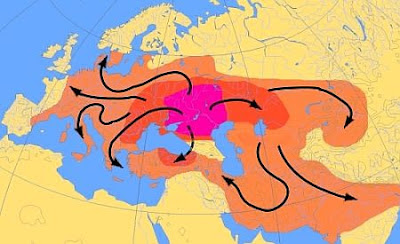 From Cobra's site: Here it is important to understand that Khazarians are actually Dracos who came to planet Earth in late Atlantean period through the Caucasus portal and kept reincarnating into human bodies. Caucasus portal was also the main entry point for the Reptilian warrior slave caste who came to planet Earth in human bodies in Atlantean period and later during Neolithic period through the Kurgan invasion. Invasions of the Archons There were three main invasions of the Archons and their subjugated races such as Draconians and Reptilians from outer space in known human history. All of them happened both on physical and spiritual planes. The first one is Kurgan Invasion that happened around 3600 BCE. Dark beings entered through Caucasus dimensional portal.  Their purpose was to destroy peaceful Goddess worshipping neolithic cultures that thrived in neolithic Europe. They wanted to destroy veneration of the Goddess since feminine energy is our direct connection to the Source. The second one is Khazar Invasion that happened around 393 CE. Dark beings used the same Caucasus dimensional portal: The purpose of this invasion was to destroy mystery schools, Christian gnostic groups and nature worshipping paganism and replace those with Christian cult mind programming. This programming was enhanced with creation of virtual reality hells on the lower astral plane, which were then used by the Church to strengthen its position. The third one is Congo Invasion that happened in 1996. Dark beings entered through war-torn Congo, Rwanda and Uganda. Main focus of this invasion was on the etheric and lower astral plane. The purpose of this invasion was to destroy new age and ascension movements and to reinforce the Matrix that was already beginning to disintegrate in 1995 as a result of mass awakening on Earth. Most beings are not aware of this invasion as their memories about the Light that was present on Earth before 1996 were erased with intense implanting sessions between 1