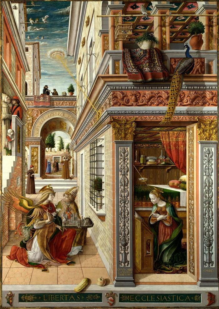 Crivelli_Carlo_Annunciation