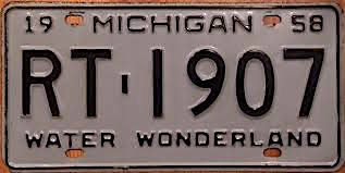michiganlicenseplate