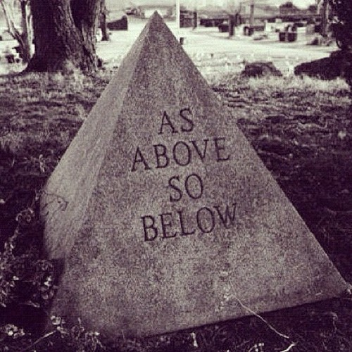 The Esoteric Meaning of As Above, So Below - Prepare For Change