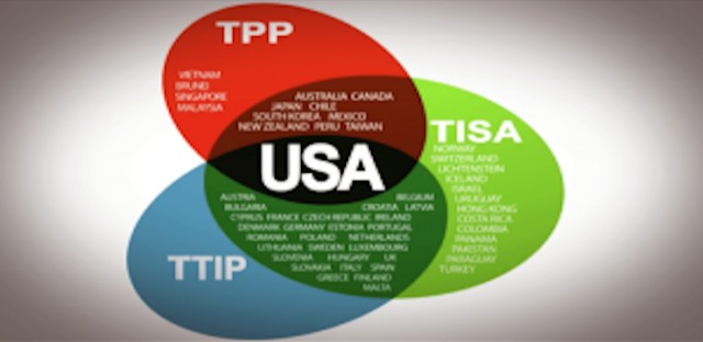 Tpp Is Not Dead Its Now Called The Trade In Services Agreement