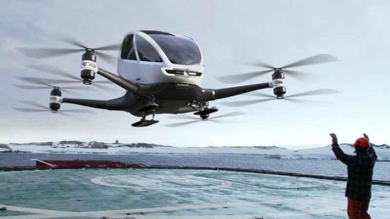4 Quadcopter