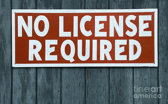 How to drive without a license is an aspect of sovereignty that many people want to learn. Can you legally drive without a license?