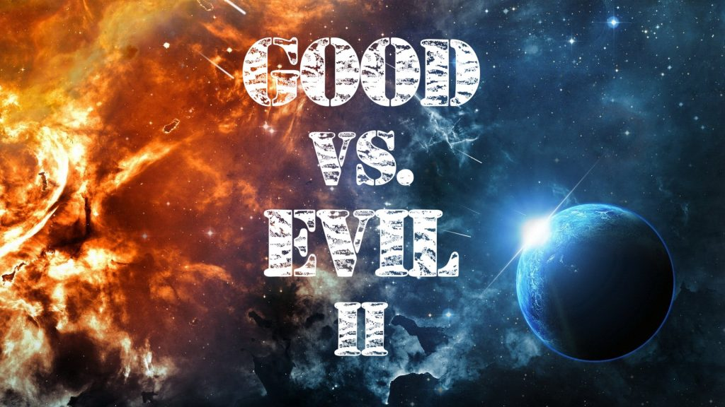 good vs evil 432hz prepare for change