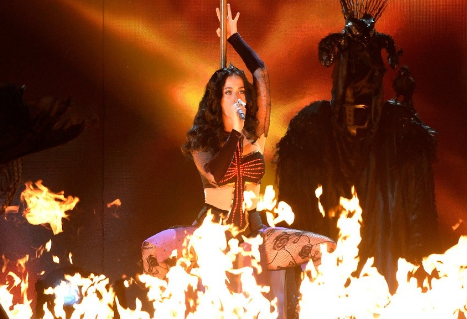 The Grammy Awards Is Actually A Satanic Cult Ritual