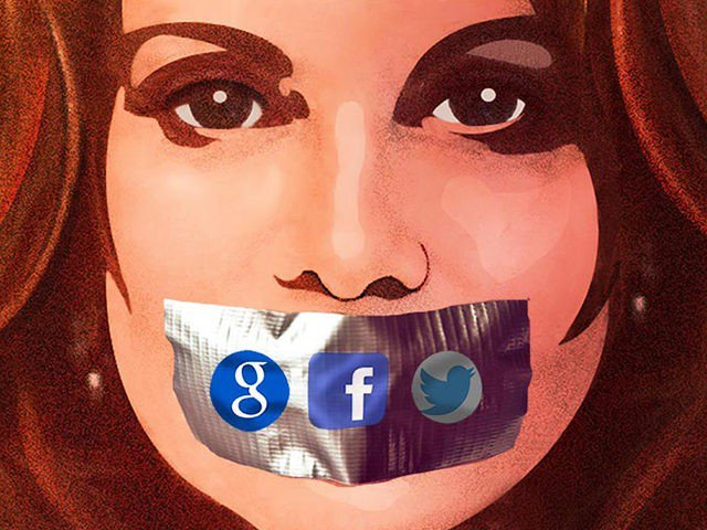 FACEBOOK, GOOGLE & YOUTUBE CENSORSHIP AT AN ALL TIME HIGH