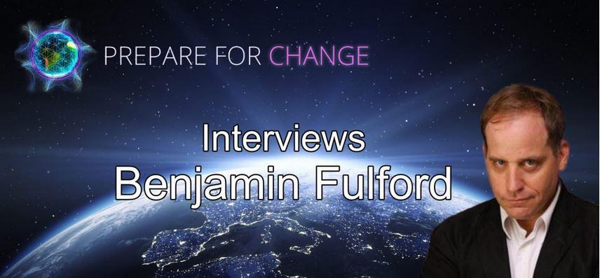 Бенджамин Фулфорд 17 мая 2018 года интервью PrepareForChange.net Давайте освободим Землю от власти психопатов (текстовая версия) Prepareforchange-interviews-BenFulford