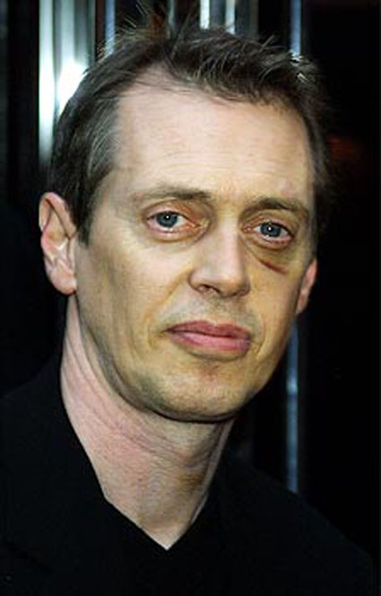 Steme Buscemi Black Eye