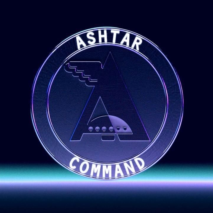 Emblem of Ashtar Command