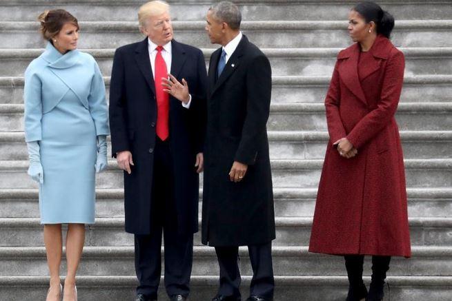 Trump Trump Obama Obama