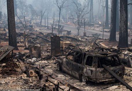 California Fires & The NWO Agenda 21- 2030: Latest Incriminating