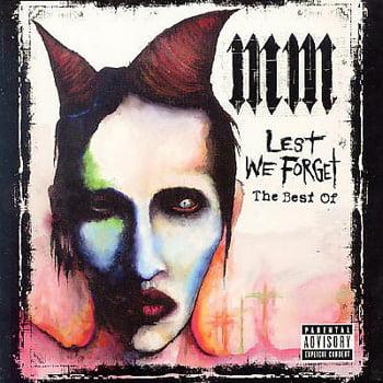 Marilyn Manson as devil