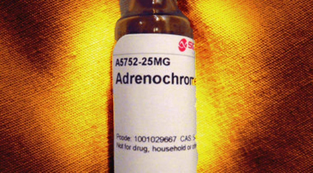 adrenochrome vial
