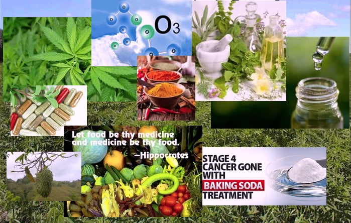 Holistic Cancer Treatments - What The Doctors Won't Tell you