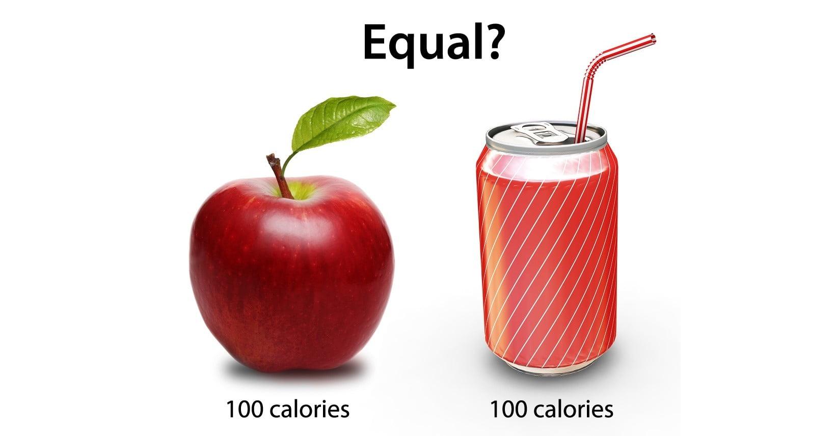 soda-apple-calories