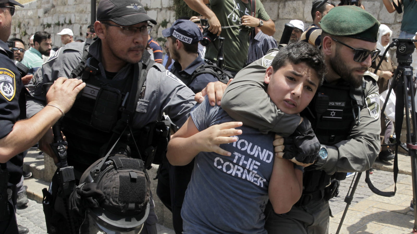 Israel | Child Detainees