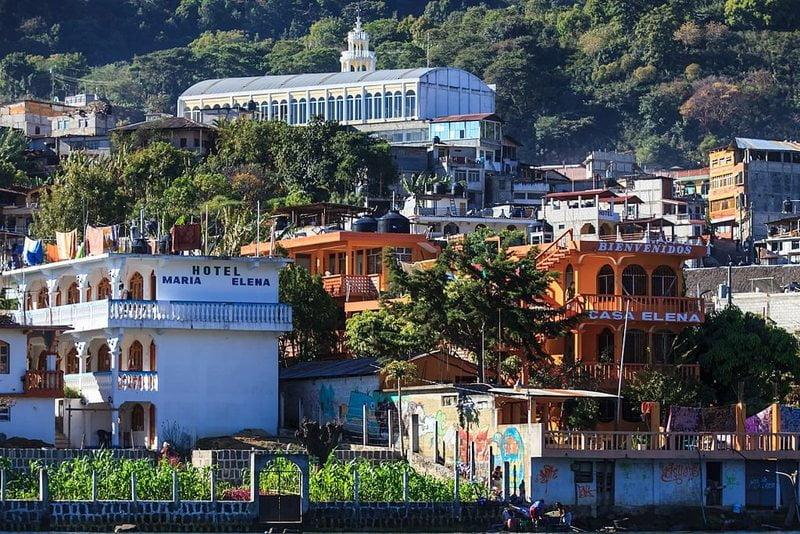 San Pedro La Laguna in 2012.