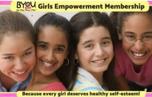 graphic: BYOU Girls Empowerment Membership