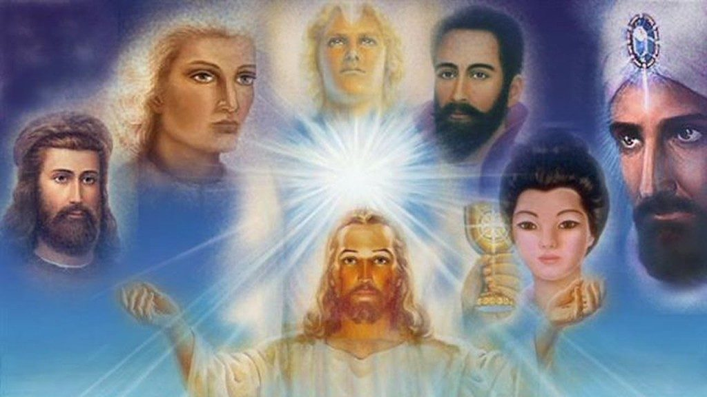 Perspective on the new reality ~ Ascended Masters and more  - A