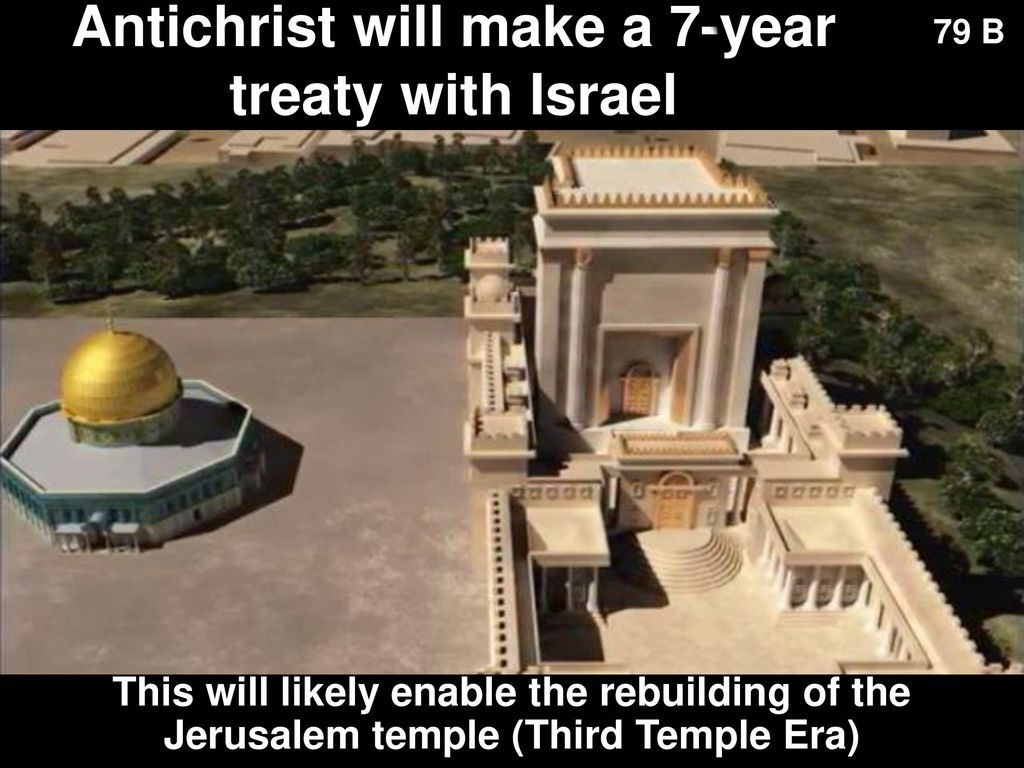 The Top Secret Plans to Build The Third Temple In Jerusalem