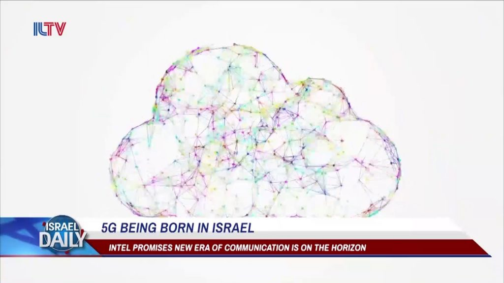 5G Was created in Israel and is Part of Sterilizing the