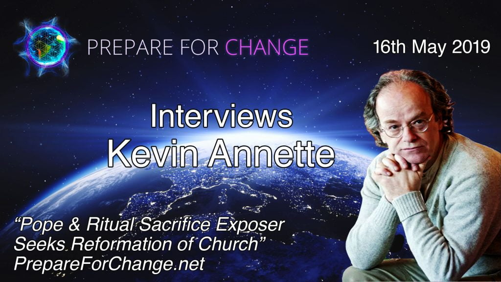 Kevin Annette Interview Graphic