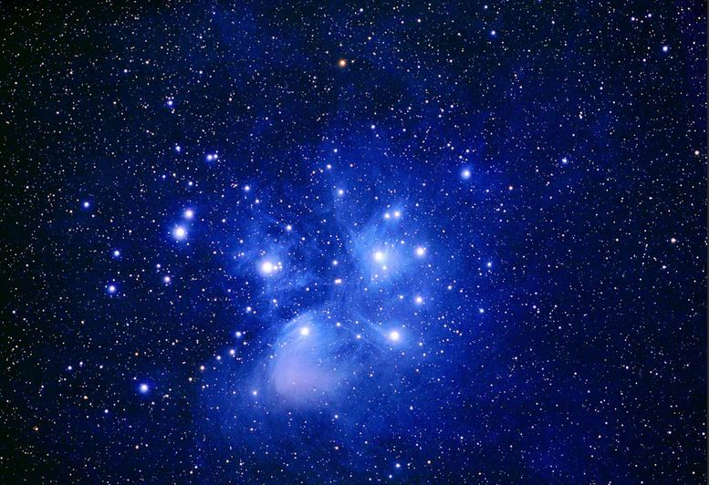 graphic: The Pleiades