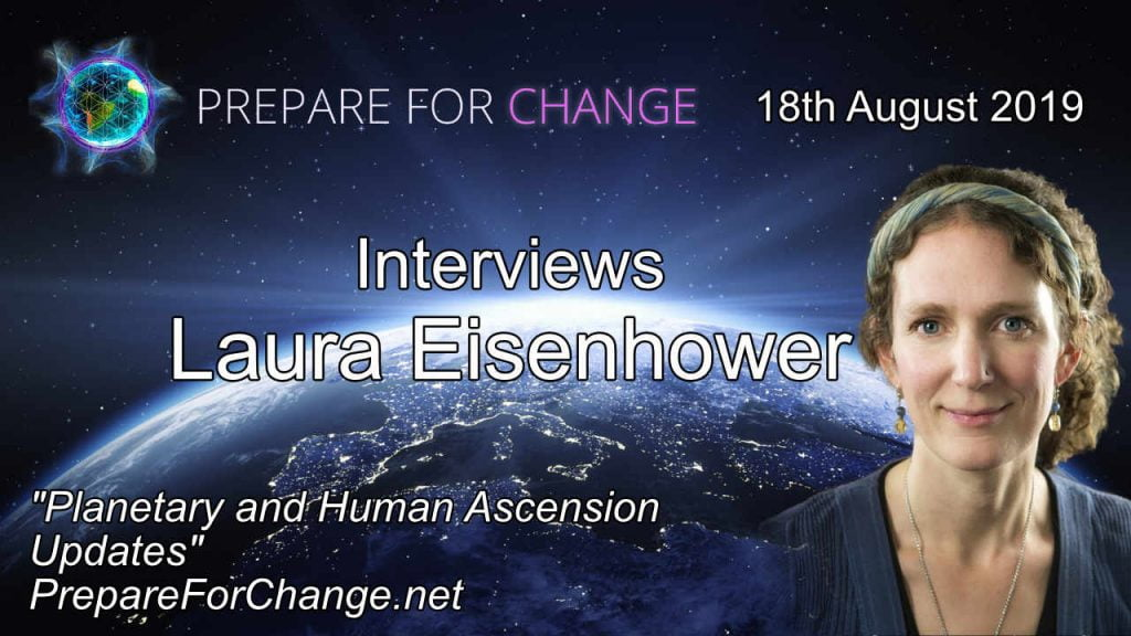 Laura Eisenhower Interview Graphic
