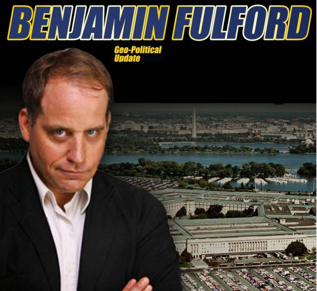 "Benjamin Fulford Report: ""New Company to Fill U.S. Military Vacuum"" -- November 16, 2020"