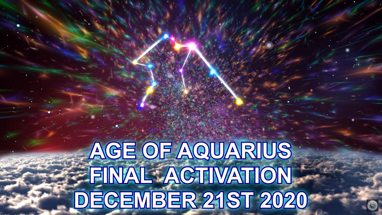 Age of Aquarius Activation Final Update