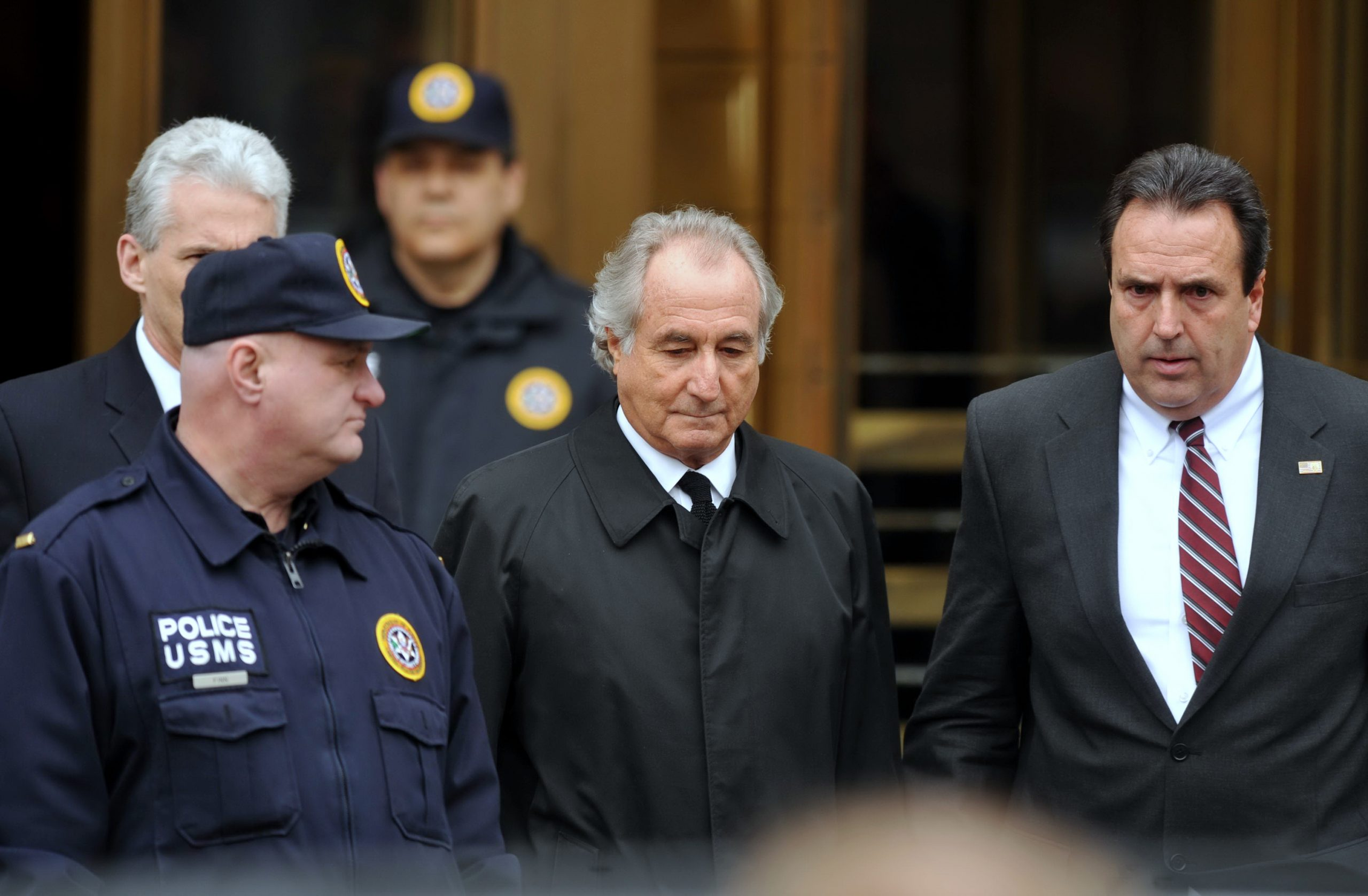 Madoff Dead, but Government Ponzi Schemes Live On ( Video )
